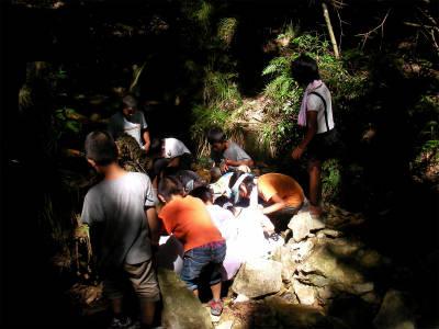 丹波ごちゃまぜ自然体験キャンプ 129