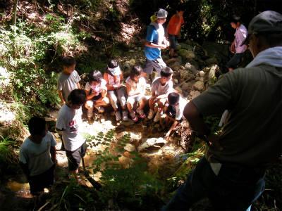 丹波ごちゃまぜ自然体験キャンプ 132