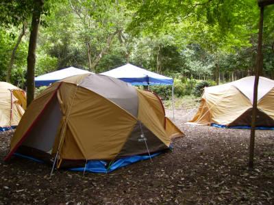 丹波ごちゃまぜ自然体験キャンプ 5