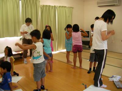 2010/8/24黒井しろやま児童館