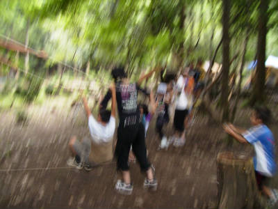 丹波ごちゃまぜ自然体験キャンプ 7