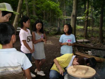 丹波ごちゃまぜ自然体験キャンプ 20