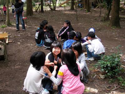 2010/10/23〜24丹波ごちゃまぜ自然体験〜秋〜2回目 1