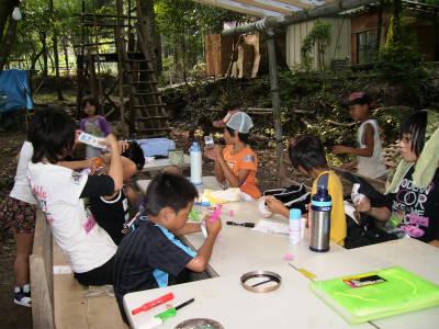 丹波ごちゃまぜ自然体験キャンプ 24