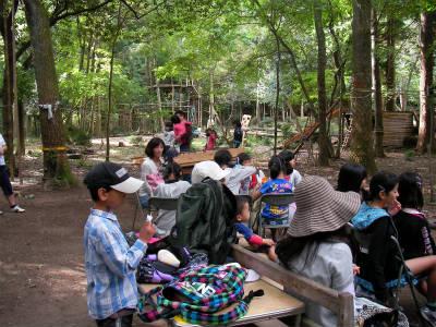 2010/10/23〜24丹波ごちゃまぜ自然体験〜秋〜2回目 9