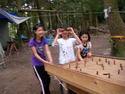 2010/10/23〜24丹波ごちゃまぜ自然体験〜秋〜2回目 36