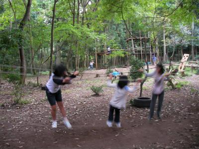 2010/10/23〜24丹波ごちゃまぜ自然体験〜秋〜2回目 38