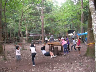 2010/10/23〜24丹波ごちゃまぜ自然体験〜秋〜2回目 39