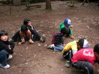 2010/10/23〜24丹波ごちゃまぜ自然体験〜秋〜2回目 75