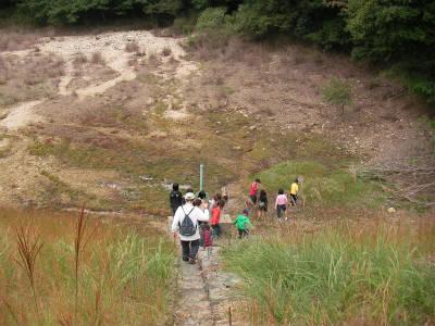 2010/10/23〜24丹波ごちゃまぜ自然体験〜秋〜2回目 76
