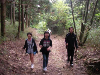 2010/10/23〜24丹波ごちゃまぜ自然体験〜秋〜2回目 83