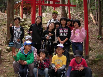 2010/10/23〜24丹波ごちゃまぜ自然体験〜秋〜2回目 86