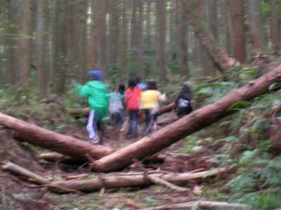 2010/10/23〜24丹波ごちゃまぜ自然体験〜秋〜2回目 88
