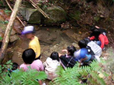 2010/10/23〜24丹波ごちゃまぜ自然体験〜秋〜2回目 90