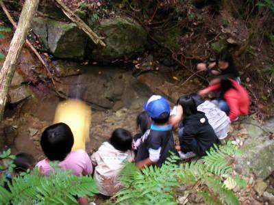 2010/10/23〜24丹波ごちゃまぜ自然体験〜秋〜2回目 91