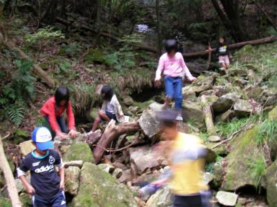 2010/10/23〜24丹波ごちゃまぜ自然体験〜秋〜2回目 98