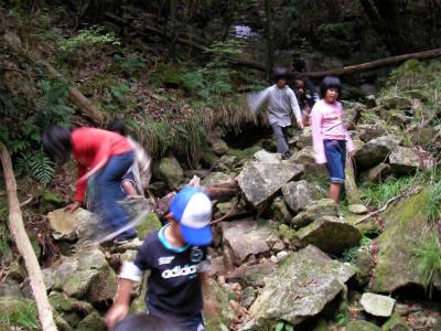 2010/10/23〜24丹波ごちゃまぜ自然体験〜秋〜2回目 99