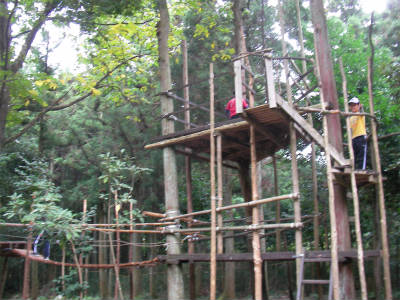 2010/10/23〜24丹波ごちゃまぜ自然体験〜秋〜2回目 104