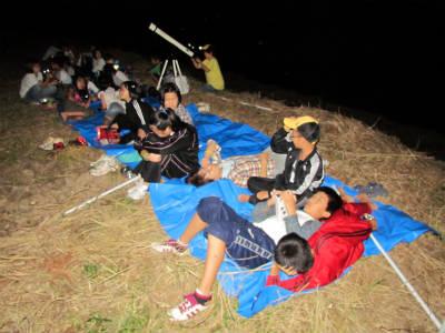里山ごちゃまぜ自然体験キャンプ