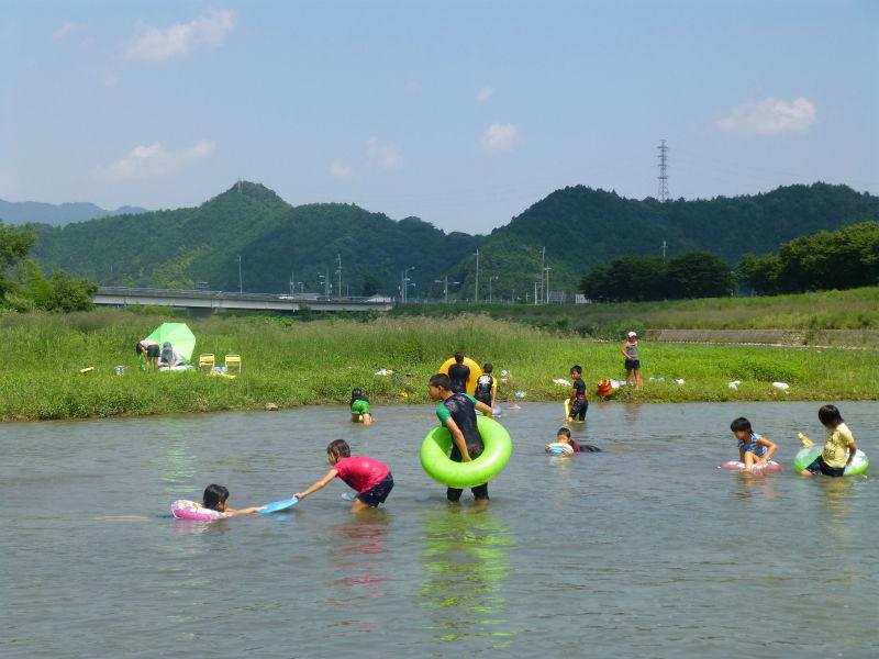 2013夏休み丹波ごちゃまぜ自然体験