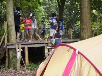 丹波ごちゃまぜ自然体験キャンプ 46