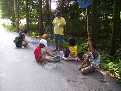 丹波ごちゃまぜ自然体験キャンプ 49