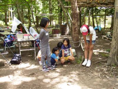 丹波ごちゃまぜ自然体験キャンプ