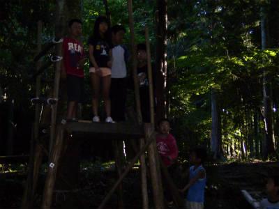 丹波ごちゃまぜ自然体験キャンプ 6