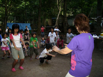 丹波ごちゃまぜ自然体験キャンプ 25