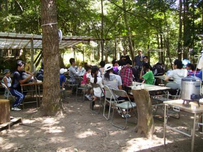 丹波ごちゃまぜ自然体験キャンプ 52