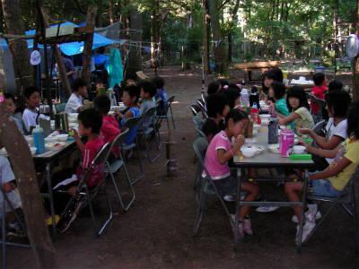 丹波ごちゃまぜ自然体験キャンプ 79