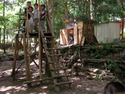 丹波ごちゃまぜ自然体験キャンプ 89