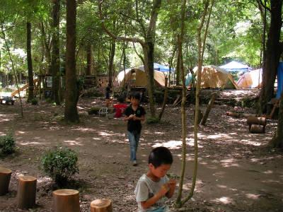 丹波ごちゃまぜ自然体験キャンプ 91
