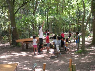 丹波ごちゃまぜ自然体験キャンプ 95