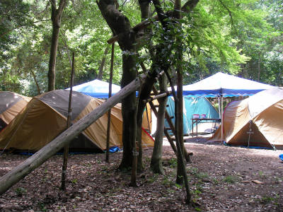 丹波ごちゃまぜ自然体験キャンプ 98
