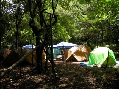 丹波ごちゃまぜ自然体験キャンプ 99