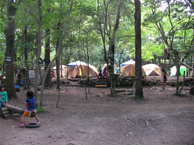 丹波ごちゃまぜ自然体験キャンプ 101