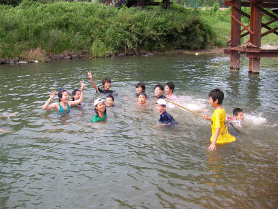 丹波ごちゃまぜ自然体験キャンプ 13