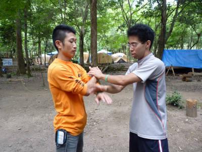 丹波ごちゃまぜ自然体験キャンプ 2