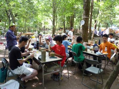 丹波ごちゃまぜ自然体験キャンプ 8
