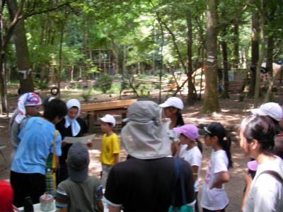 丹波ごちゃまぜ自然体験キャンプ 19