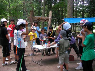丹波ごちゃまぜ自然体験キャンプ 21