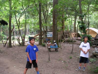 丹波ごちゃまぜ自然体験キャンプ 10