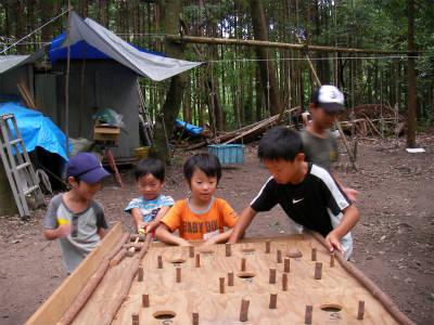 丹波ごちゃまぜ自然体験キャンプ 12
