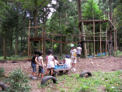 丹波ごちゃまぜ自然体験キャンプ 16