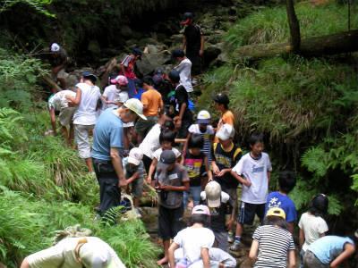 丹波ごちゃまぜ自然体験キャンプ 27
