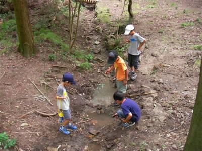 丹波ごちゃまぜ自然体験キャンプ 33
