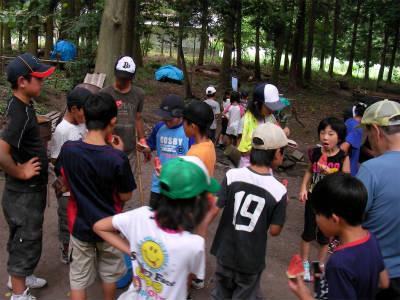 丹波ごちゃまぜ自然体験キャンプ 36