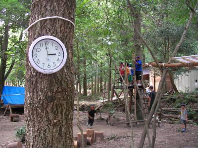 丹波ごちゃまぜ自然体験キャンプ 38