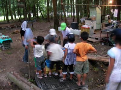 丹波ごちゃまぜ自然体験キャンプ 48